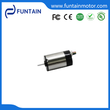 16mm Micro 6V radiator cooling fan motor brushless dc motor