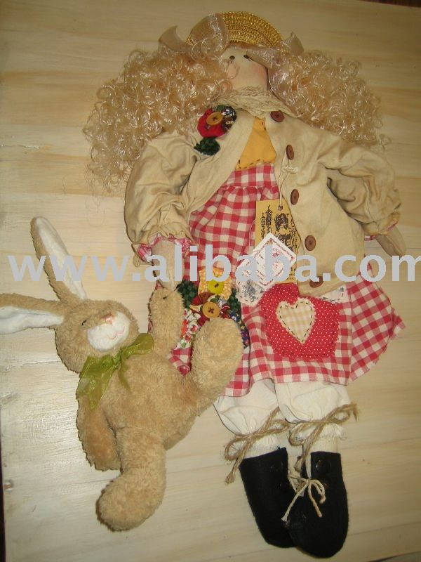 """Country Kyra"" Dolls"
