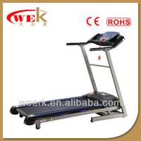 Hot selling 2.5hp motor soft cushion star trac treadmill