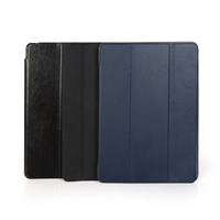 For ipad air minion case PU leather tablet case pc cover