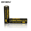 rechargeable battery for 18650 tactical flashlight NEW BASEN battery 18650 3200mah battery for tactical flashlight