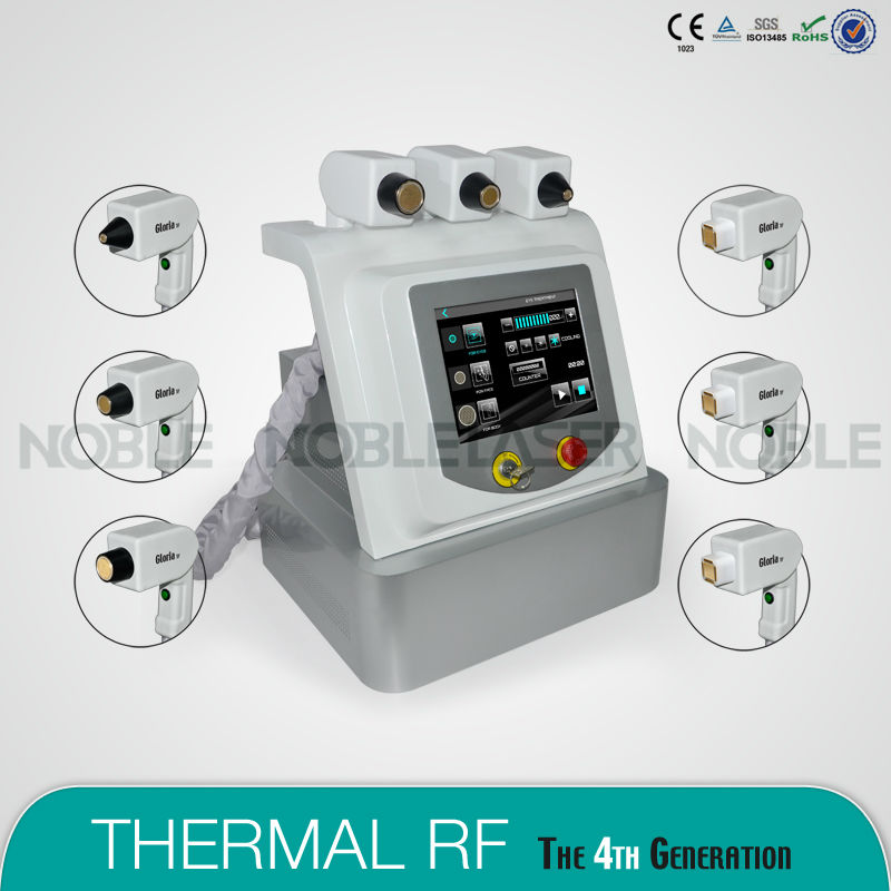 2014 newest thermal no-needle rf skin instrument