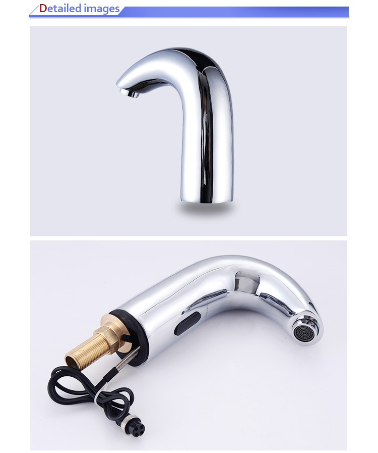 Deck Mounted Automatic Sensor Faucet/Infrared Tap
