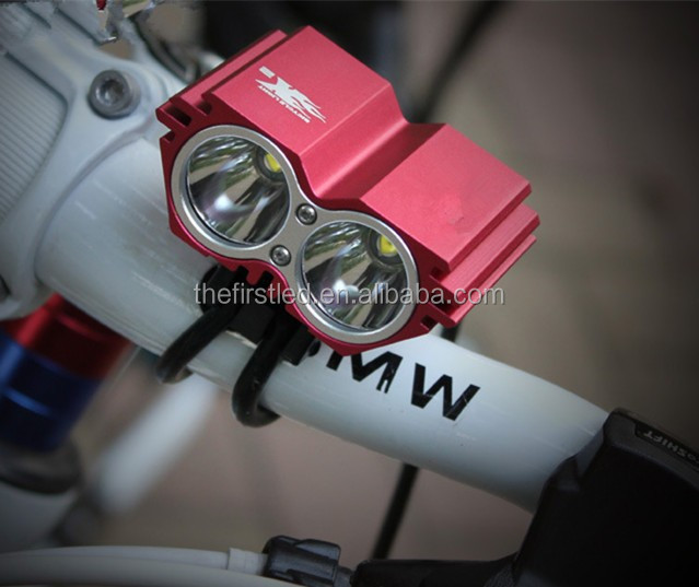 JEXREE 2xCREE XML <strong>u2</strong> <strong>LED</strong> <strong>bicycle</strong> accessories Bike <strong>Light</strong>