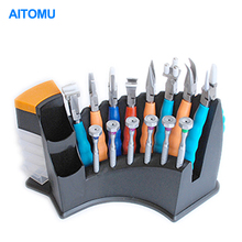 Eyeglasses Nosepad Plier Screwdriver Adjust Repair Tool Kit