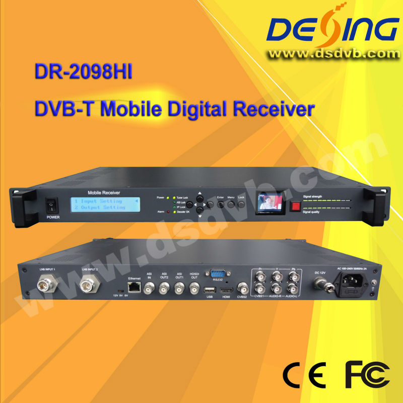 strong digital receiver