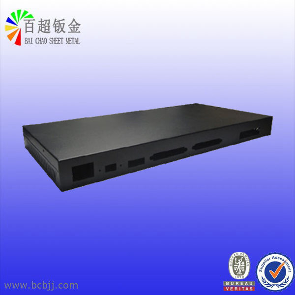 OEM metal enclosure distribution box enclosed electric control box