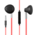 Big Ears Quality Wired Earphones Handfree Audifono Headphones Earphones Wooden Earphones for Mobile Phones