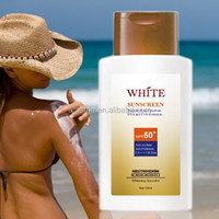 OEM Professional wrinkle reducing physical sun screen brands for skin care