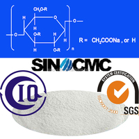 Food Grade Sodium CMC/Viscosity 2000-3000cps used in dairy/jam/Ketchup/Syrup