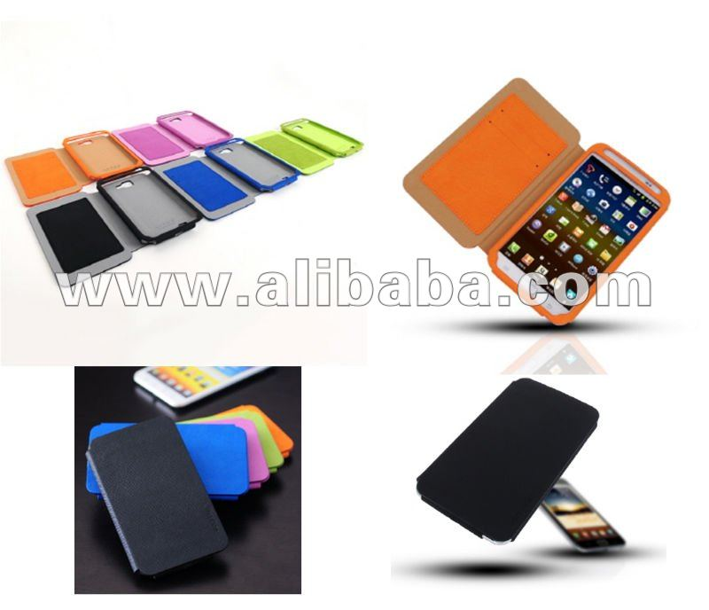 Leather Protective Case for Smart Phone