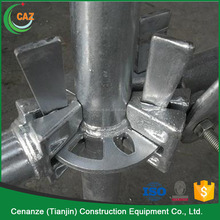 Construction Surelock Scaffolding / Quicklock Scaffold / Pin Lock Scaffolding Systems
