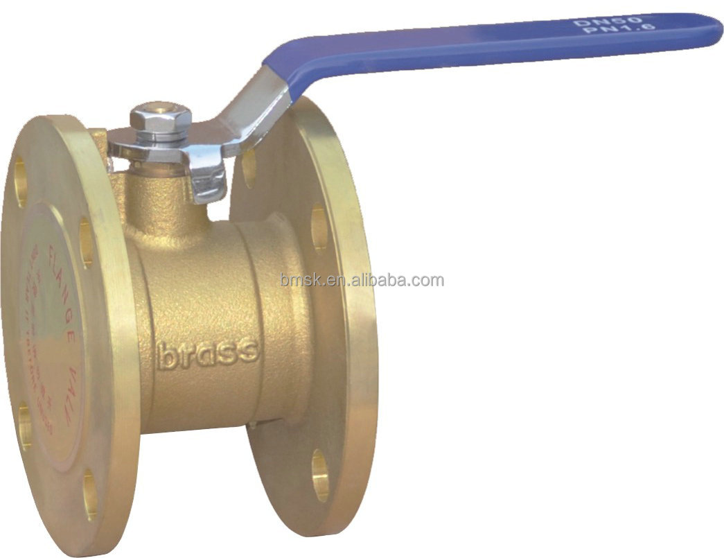 flanged ball valve dimensions