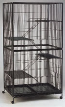 high quality large metal cat training breeding cage manufacturer