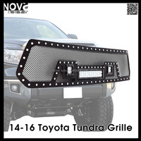 Iron Front grille for Toyota Tundra 4x4 Accessories from NOVA pickup accessories
