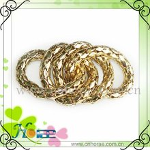 metal swing chain accessories for boot,bag