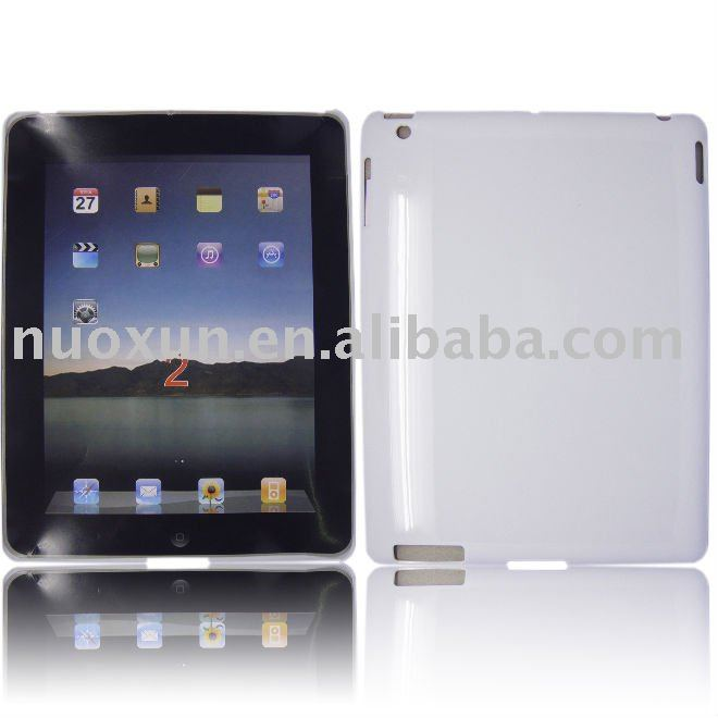 For Apple iPad2 crystal case
