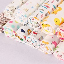 China new product printing pants fabric , printed muslin 100% cotton fabric rolls