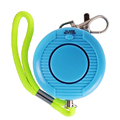Personal Protection System Panic Alert Alarm for Students Children Hanging On Bag