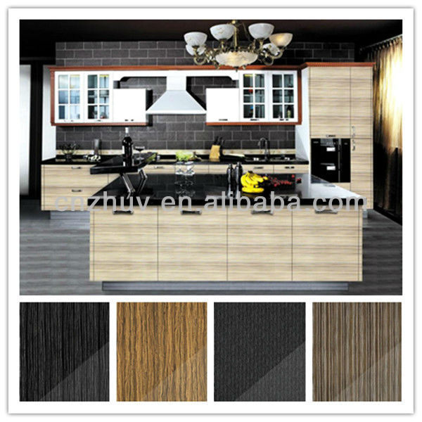 modern kitchen furniture accessories laminated mdf board new firewood dollhouse miniature kitchen furniture