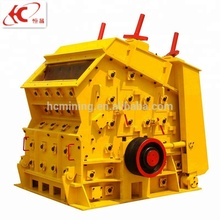 quartz Impact crusher stone crushing plant