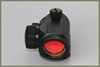T1 Tactical Mini Red Green Dot Sight Compact Riflescope Scope With Red Laser for 20mm Rail Airsoft optical sights