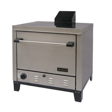 Brandon Bakery Equipment Kitchen SS Commercial Tabletop Gas Pizza Oven