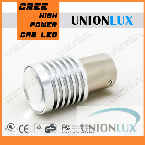 Manufacturer offer 1156 Cree 5w automotive led light Back-up light