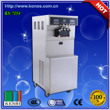 ice-cream making machine/ soft ice cream machine price/ hand crank ice cream maker