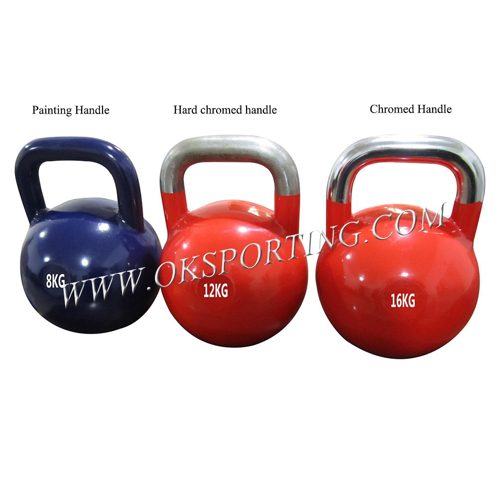 2017 New Style Competition Crossfit Kettlebell in Weight Lifting