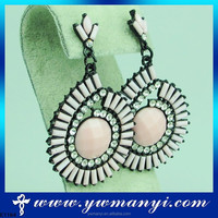 Fashion Earrings Austria Crystal loose beads for earrings making