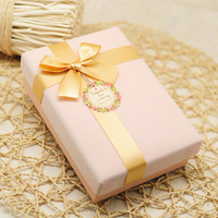 Europe Style Handmade Wedding Card Box