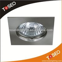 traditional die-casting recessed ceiling light fitting fixture