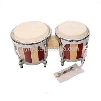 Toy musical instrument cheap hot selling bongo drums