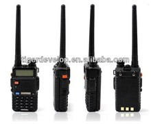 baofeng uv-5r dual band walkie talkie cb radio