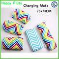 Waterproof female Physiological mats Baby Print Diaper Changing Mat