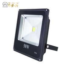 Factory directly offered outdoor flooring driveways rechargeable hand lamp led flood light