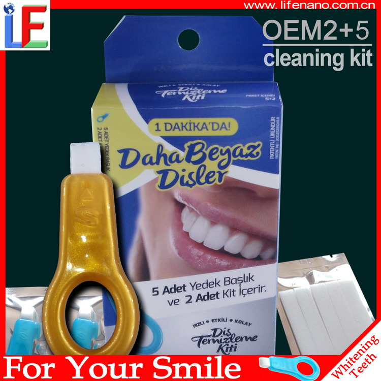 dental product zoom teeth whitening system/kit,tooth whitening oral brush up in teeth cleaning,deep cleaning teeth wipes