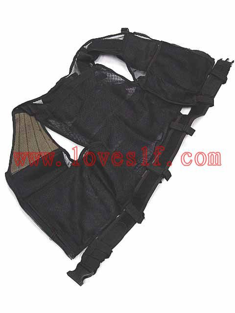 wholesale latest design military tactical vest /army/high quality/black/training vest