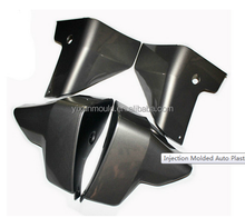Injection Molded Auto Plastic Part of Fenders