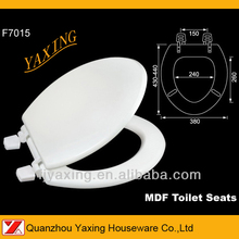 Yaxing F7015 plastic hinges custom made toilet seat cover