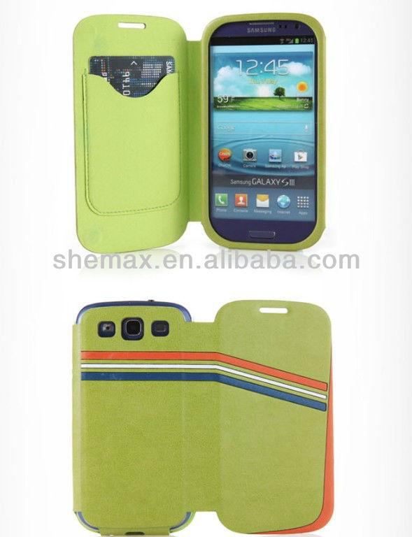 Simple Line Case For Samsung i9300 Galaxy S3