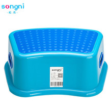 Guaranteed Quality anti-skidding plastic foot stool