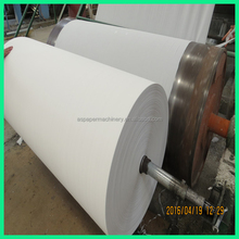 Second hand paper cutting machine for toilet/tissue paper roll
