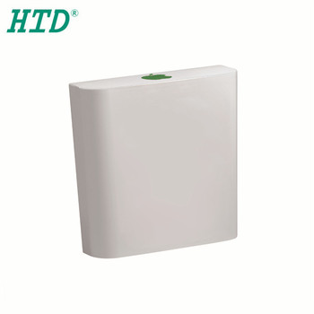 High Quality WC Squatting Pan Plastic Toilet Water Tank