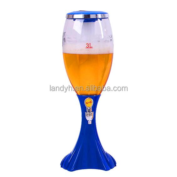 Led Beer Tower Dispenser, Led Beer Tower Dispenser Suppliers and ...