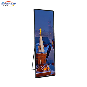 HD video P5 commercial advertising display screen ,indoor mirror poster LED Display screen