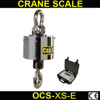 OCS-XS-E RS232 RS485 output 30T/10kg wireless remote controls for cranes