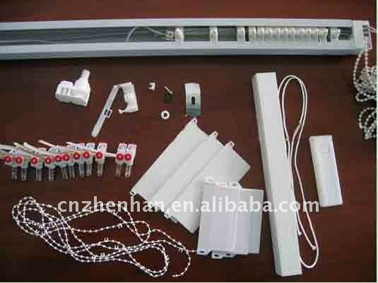 vertical blinds accessories,curtain accessory,hanger+carrier+spacer,vertical blind parts