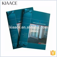 Specified content printed custom hair color catalogue
